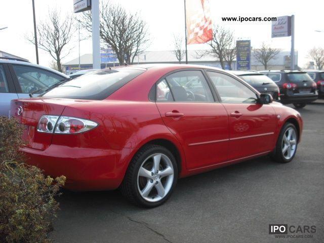 2005 Mazda 6 Hatchback Limousine Used Vehicle Photo