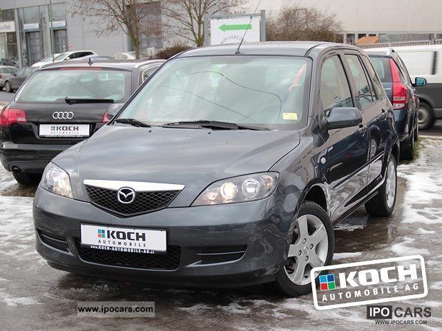 2007 Mazda  1.4 Active 5d M2 MZI SV (Klima) Limousine Used vehicle photo