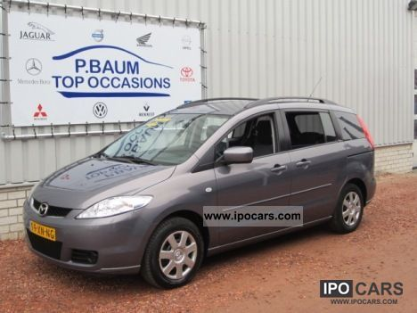 2007 Mazda  5 1.8 Exclucive Van / Minibus Used vehicle photo