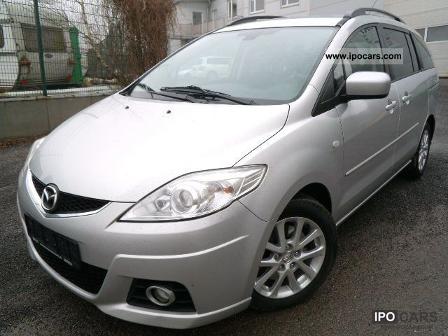 2008 mazda 5 2 0 cd dpf face lift 7 seater heated. Black Bedroom Furniture Sets. Home Design Ideas