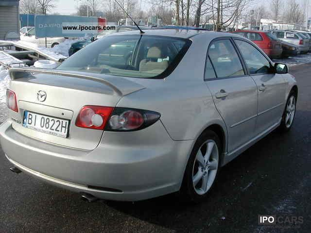 2007 mazda 6 2 3 benzyna car photo and specs. Black Bedroom Furniture Sets. Home Design Ideas