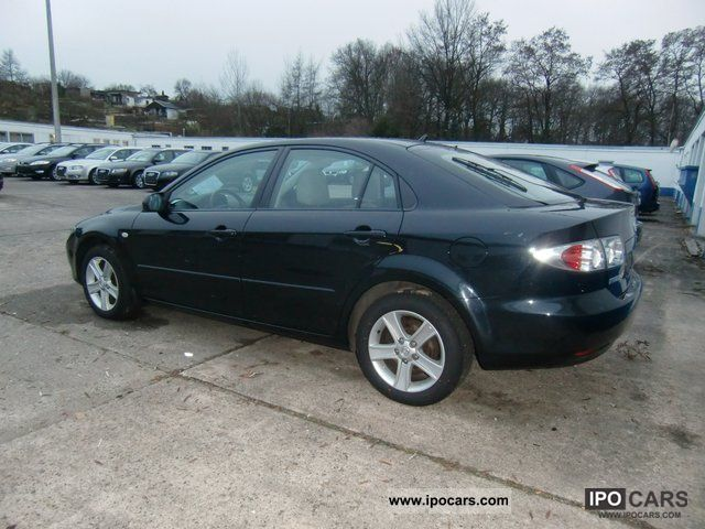 2005 mazda 6 2 0 cd klimaaautomatic car photo and specs. Black Bedroom Furniture Sets. Home Design Ideas
