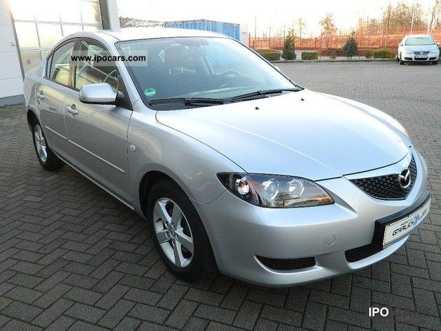 2005 Mazda 3 1 6i    77kw Exclusive