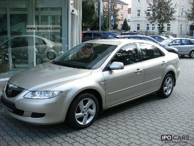 2003 Mazda 6 Hatchback Sedan - Car Photo and Specs