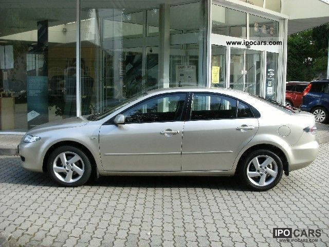 2003 mazda 6 hatchback sedan car photo and specs. Black Bedroom Furniture Sets. Home Design Ideas