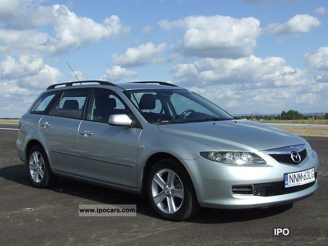 2006 Mazda  100% oryginalna bez uszkodzeń możliwa ZAMIANA! Estate Car Used vehicle photo