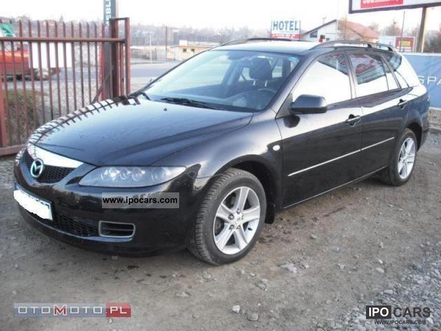 2006 Mazda  * 6 *** JAK NOWY ZAREJ. Estate Car Used vehicle photo