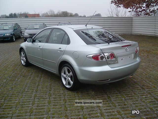 2003 mazda 6 2 3 sport top car photo and specs. Black Bedroom Furniture Sets. Home Design Ideas