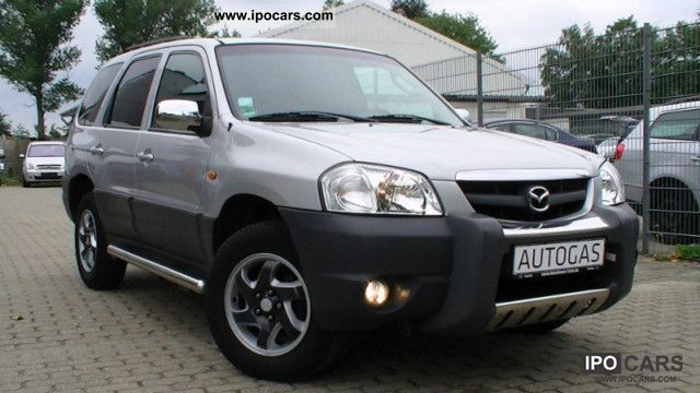 2004 mazda tribute 4x4 petroleum gas lpg car photo and. Black Bedroom Furniture Sets. Home Design Ideas