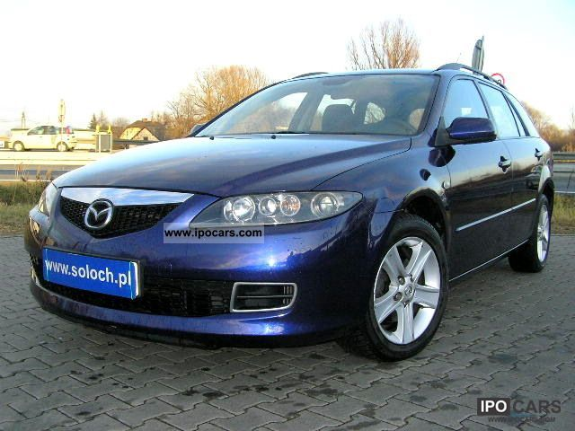 2006 Mazda 6 2.0 MZR-CD COMBO - Estate Car Used vehicle photo