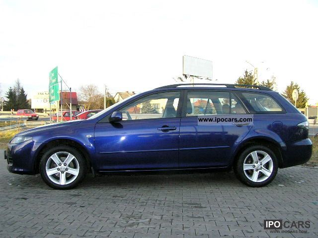 2006 Mazda 6 2.0 MZR-CD COMBO - Estate Car Used vehicle photo 4