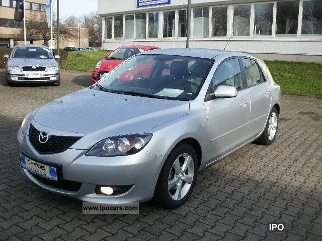 2005 mazda 3 hatchback 39 diesel 39 car photo and specs. Black Bedroom Furniture Sets. Home Design Ideas
