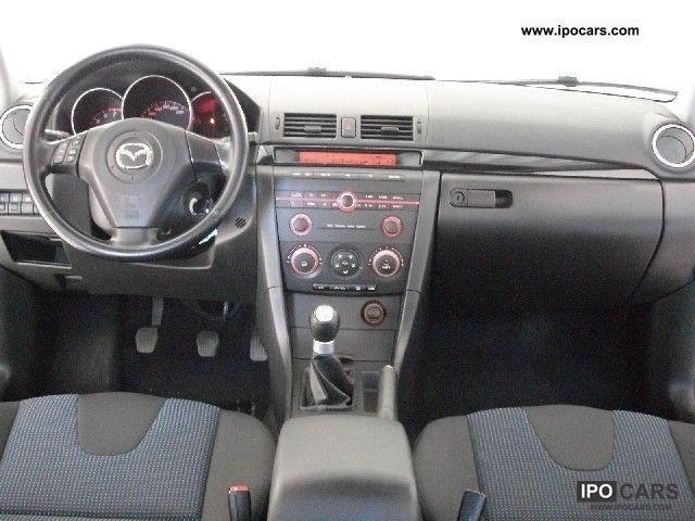 2004 Mazda 3 sport 1.6l Exclusive - Car Photo and Specs