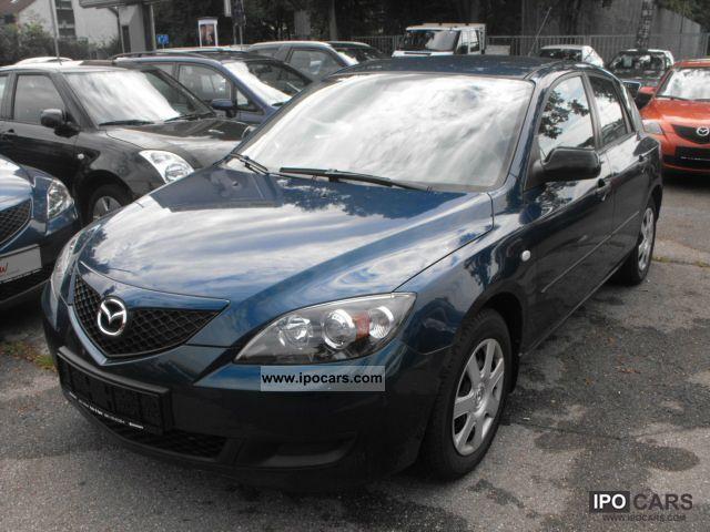 2008 Mazda 3 1.4 Sport Comfort Limousine