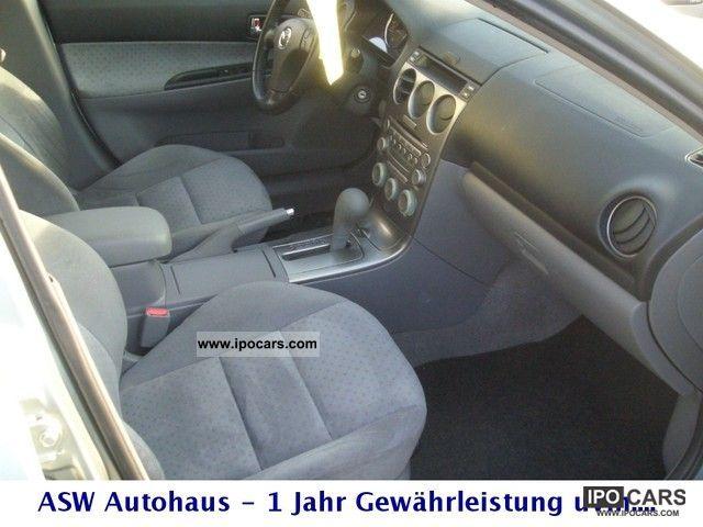 Perfect ... 2005 Mazda 6 Sport 2.0 Automatic Transmission Limousine Used Vehicle  Photo ...