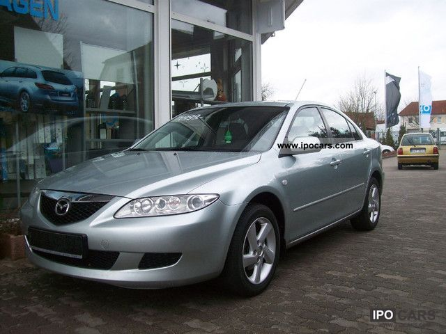 2005 mazda 6 sport 1 8 exclusive car photo and specs. Black Bedroom Furniture Sets. Home Design Ideas