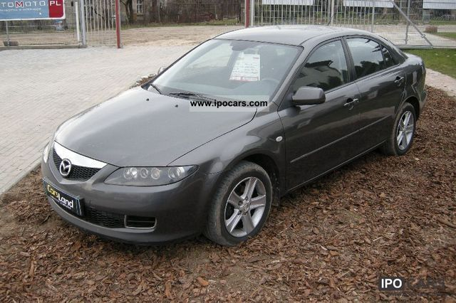 2006 mazda 6 2 0 diesel 121km ks serwisowa car photo and. Black Bedroom Furniture Sets. Home Design Ideas