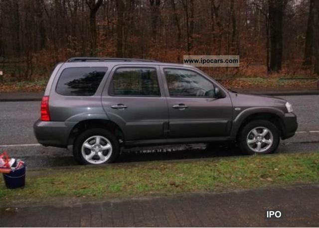 Mazda  Exclusive Tribute 4x4 Adventure 2006 Liquefied Petroleum Gas Cars (LPG, GPL, propane) photo