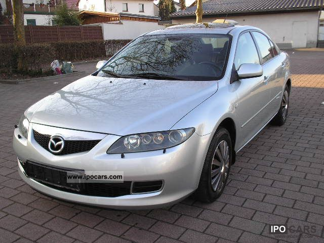 2005 Mazda 6 Sport 3 2 1 Hand Full Service History Leather Ssd