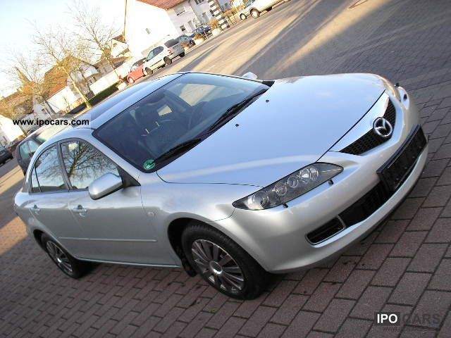 Marvelous 2005 Mazda 6 Sport 3.2 1.Hand Full Service History Leather SSD Limousine