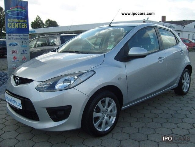 2009 mazda 2 1 6 air warranty checkbook car photo and specs. Black Bedroom Furniture Sets. Home Design Ideas