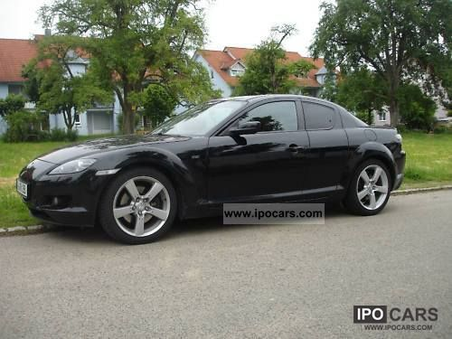 2006 mazda rx 8 revolution car photo and specs. Black Bedroom Furniture Sets. Home Design Ideas