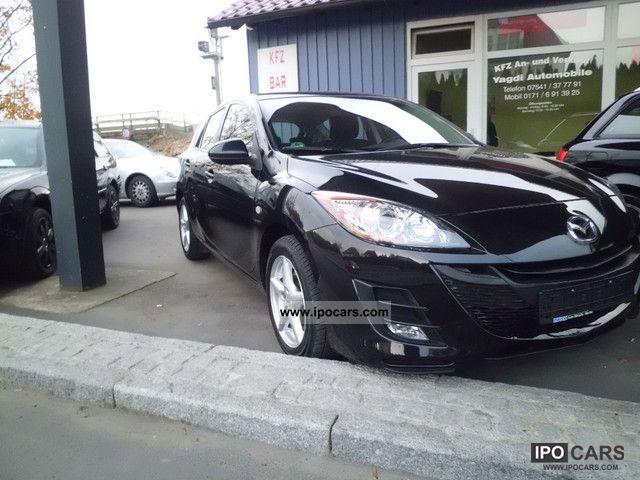2009 Mazda 3 2.2 MZR-CD DPF High Line Limousine Used vehicle photo
