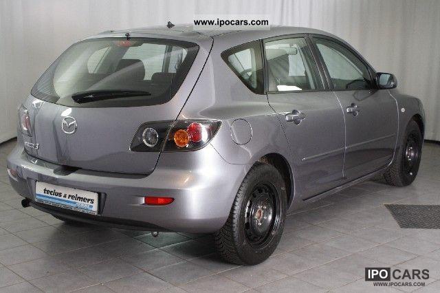2005 Mazda 3 1 6i Active Sport Automatic Air  Alu