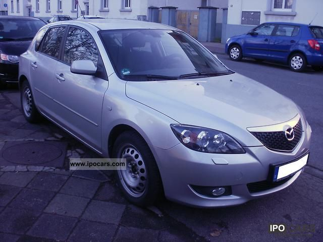 2006 mazda 3 2 0 sport car photo and specs. Black Bedroom Furniture Sets. Home Design Ideas