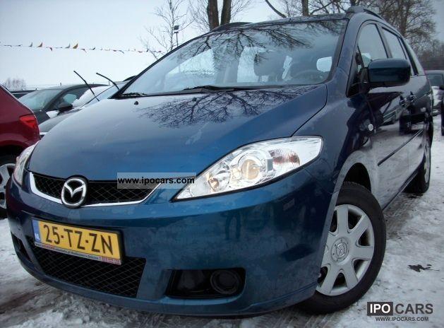 2007 Mazda  5 100% bezwypadek - opłacona 7osób Van / Minibus Used vehicle photo