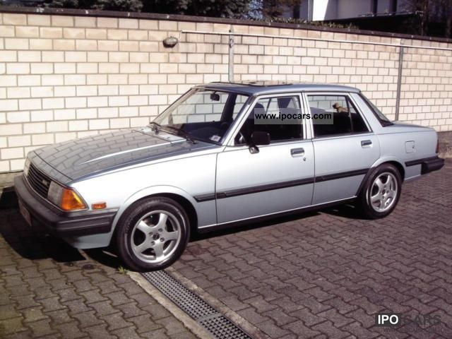 1982 Mazda 626 CB2 sale or exchange - Car Photo and Specs