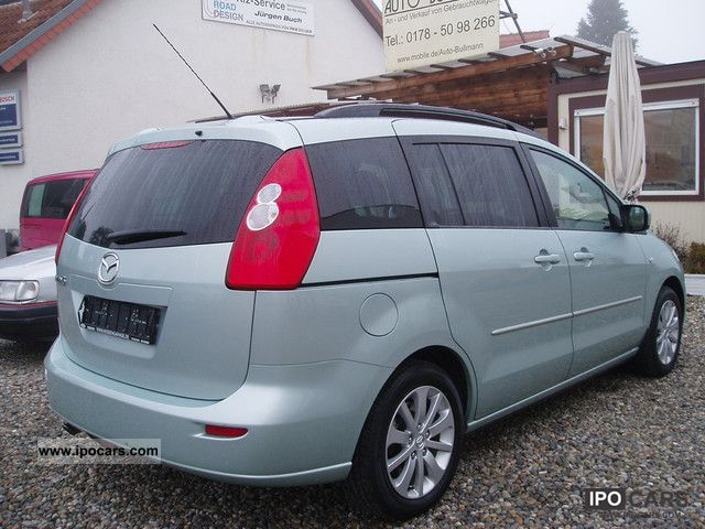 2006 mazda 5 combination mzr 2 0 exclusive 7 seater car. Black Bedroom Furniture Sets. Home Design Ideas