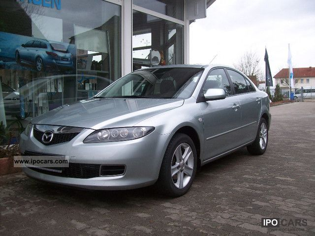 2007 mazda 6 sport 2 0 cd dpf exclusive car photo and specs. Black Bedroom Furniture Sets. Home Design Ideas