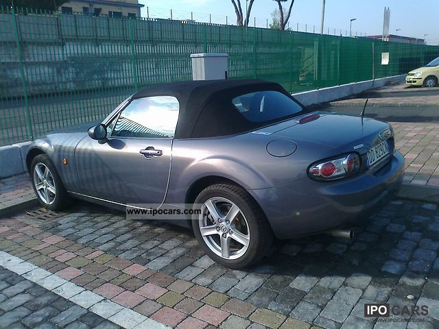 2006 mazda mx 5 car photo and specs. Black Bedroom Furniture Sets. Home Design Ideas