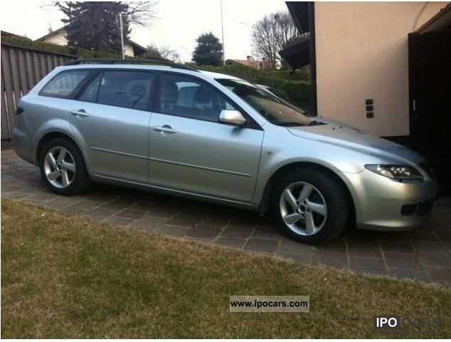 2006 mazda 6 sw excellence leather bose car photo and specs. Black Bedroom Furniture Sets. Home Design Ideas