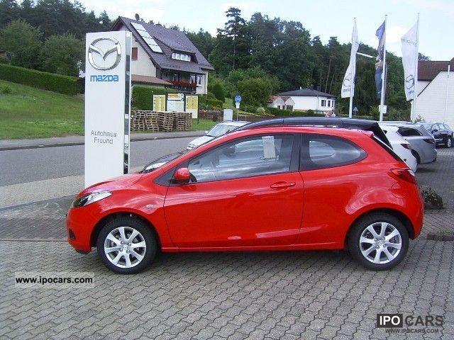 2010 Mazda 2 3-door Independence - Car Photo and Specs