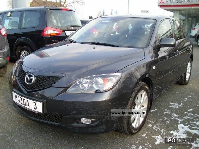 2006 Mazda 3 Sport 1.6i Special Edition U0027Activeu0027 105hp Limousine