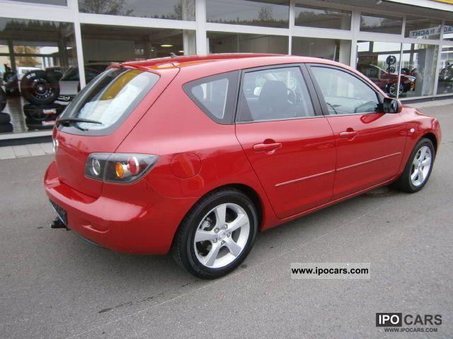 ... 2006 Mazda 3 5 Tg. 1.6i Sport Active KLA, Trailer Hitch, ...