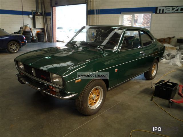 Mazda  RX-2 Coupe Rotary (Wankel) 1970 Vintage, Classic and Old Cars photo