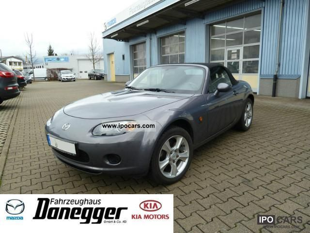 2007 Mazda  MX-5 1.8 MZR Energy / Climate / ZV with FB Cabrio / roadster Used vehicle photo