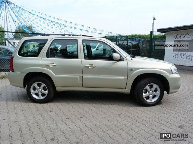 2006 mazda tribute 2 3 4x4 comfort leather checkbook car photo and specs. Black Bedroom Furniture Sets. Home Design Ideas