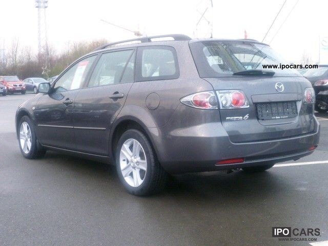 2006 mazda 6 sport kombi 2 0 active xenon heated seats. Black Bedroom Furniture Sets. Home Design Ideas