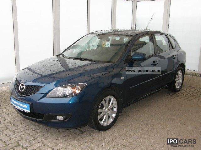 2008 mazda 3 sport 1 6 active car photo and specs. Black Bedroom Furniture Sets. Home Design Ideas
