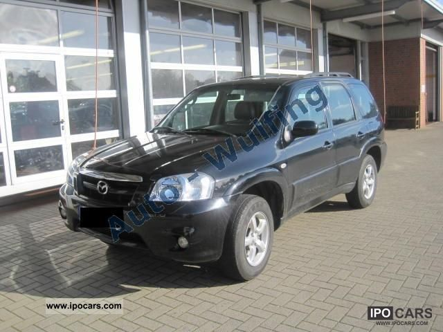 Mazda  Tribute 2.3 4x4 2006 Liquefied Petroleum Gas Cars (LPG, GPL, propane) photo