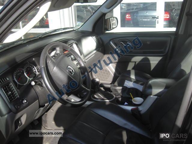 2006 Mazda Tribute 2.3 4x4 Off-road Vehicle/Pickup Truck Used vehicle ...