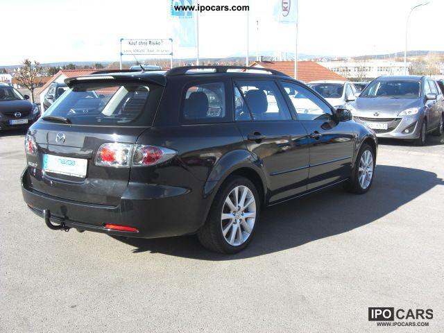 2006 mazda 6 sport kombi 2 3 liter mzr top car photo and specs. Black Bedroom Furniture Sets. Home Design Ideas