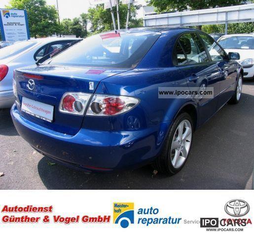 2005 Mazda Mazda6 Exterior: 2005 Mazda 6 Sport 3.2 MZR XENON