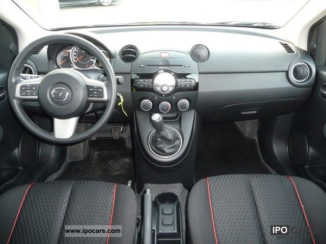 2010 mazda 2 1.5 mzr sport-line - car photo and specs