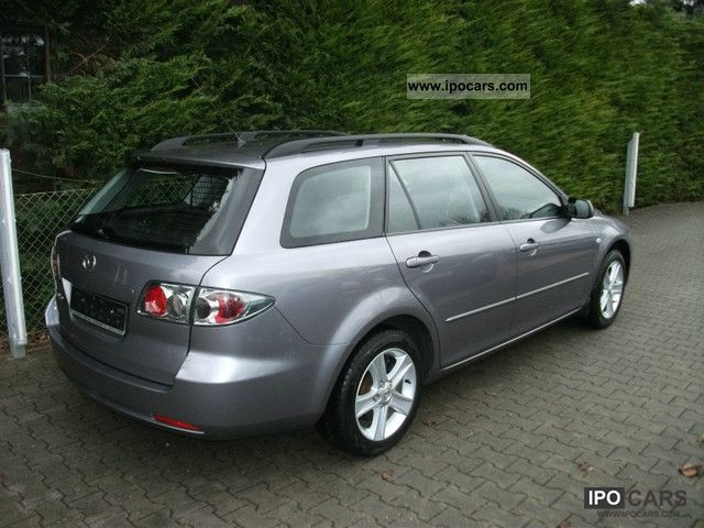 2006 mazda 6 sport kombi facelift xenon bose winter. Black Bedroom Furniture Sets. Home Design Ideas