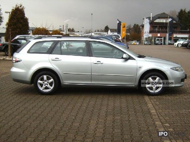 2006 Mazda 6 2 0 Cd Dpf Exclusive Bose Sports Exclusive Car Photo And Specs